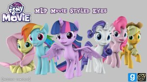 MLP Movie Eyes
