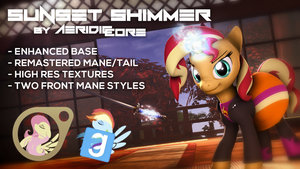 Sunset Shimmer Ultimate Overhaul