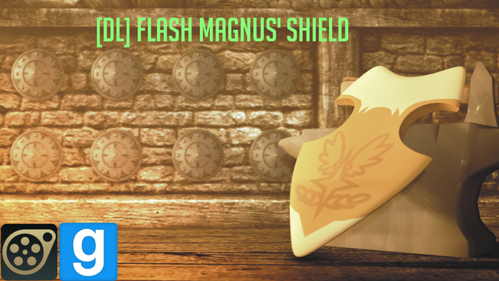 [DL] Flash Magnus' Shield