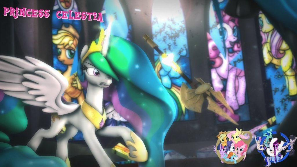 Enhanced Overhaul Princess Celestia