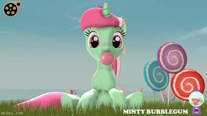Minty Bubblegum Model v1.0