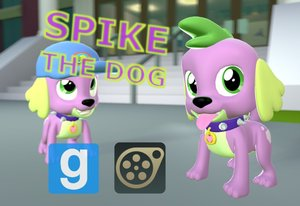Spike the Dog