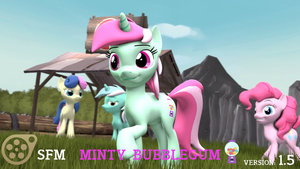 Minty Bubblegum Model v1.5