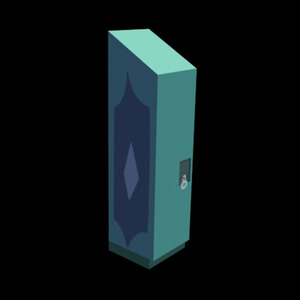 Crystal Prep Locker Prop -beta