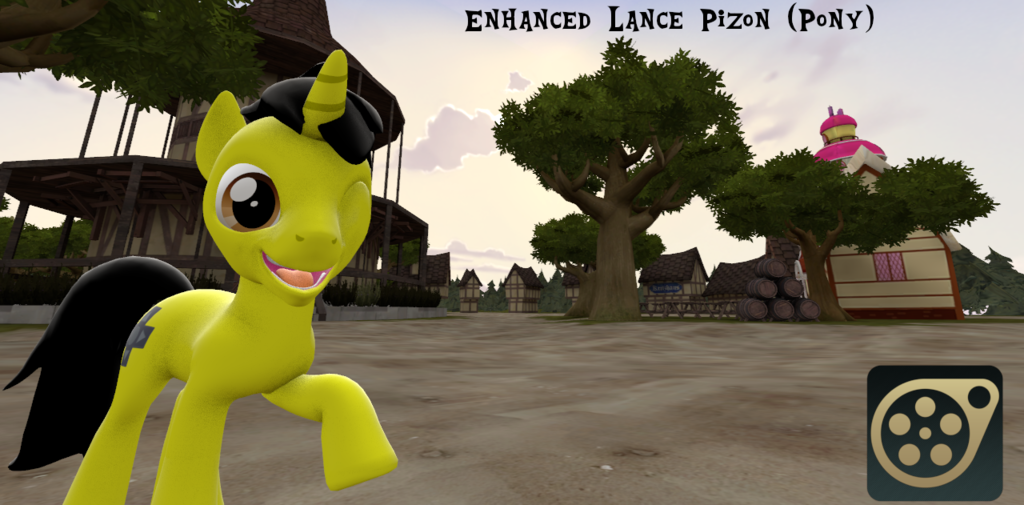 [DL] Enhanced Lance (Pony)