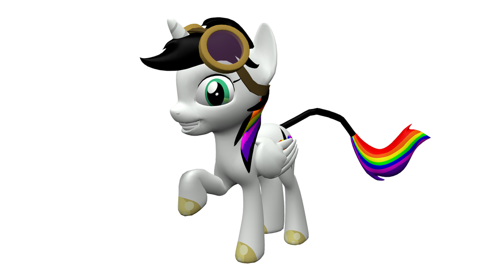 Enhanced Lightning Bliss By Epic Brony Gamer Don't call me cute or i'll paint your face with rainbows! ponysfm