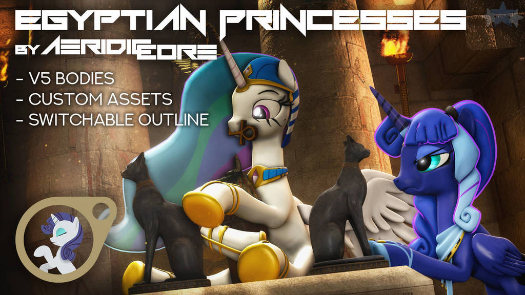 Egyptian Princesses