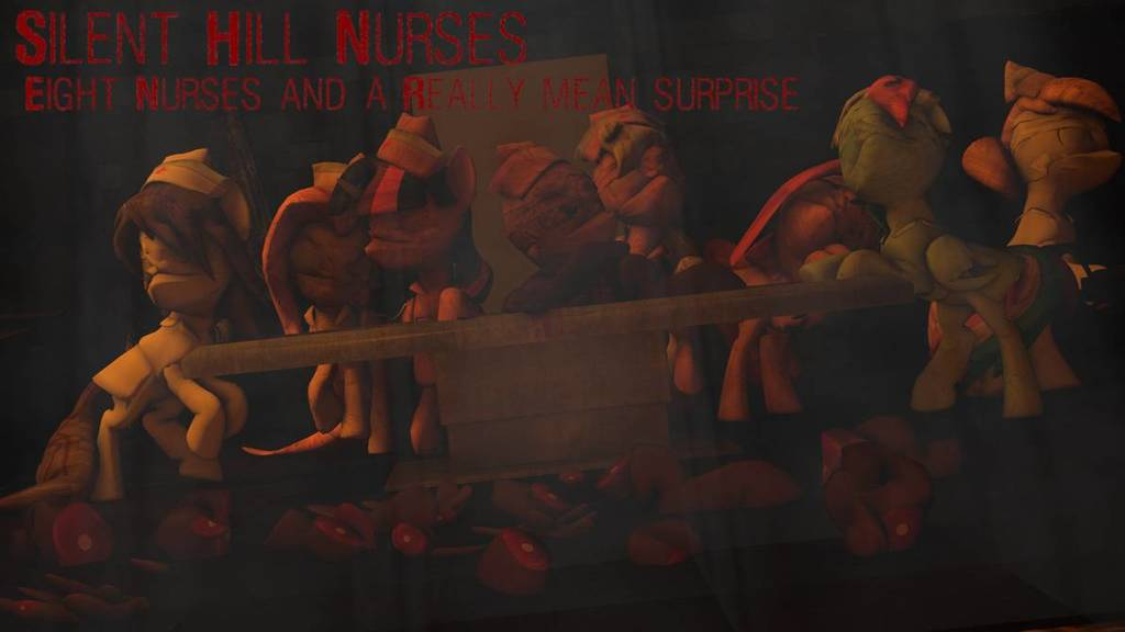 Silent Hill Nurse Pack