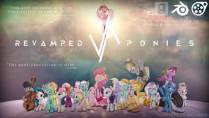 ReVAmped Ponies / V6