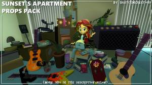 Sunset's Apartment Props Pack