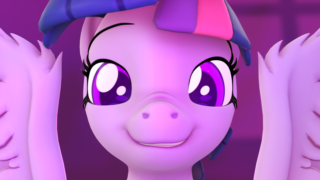 Cinematic Cartoon Eyes Mlp For Revamped
