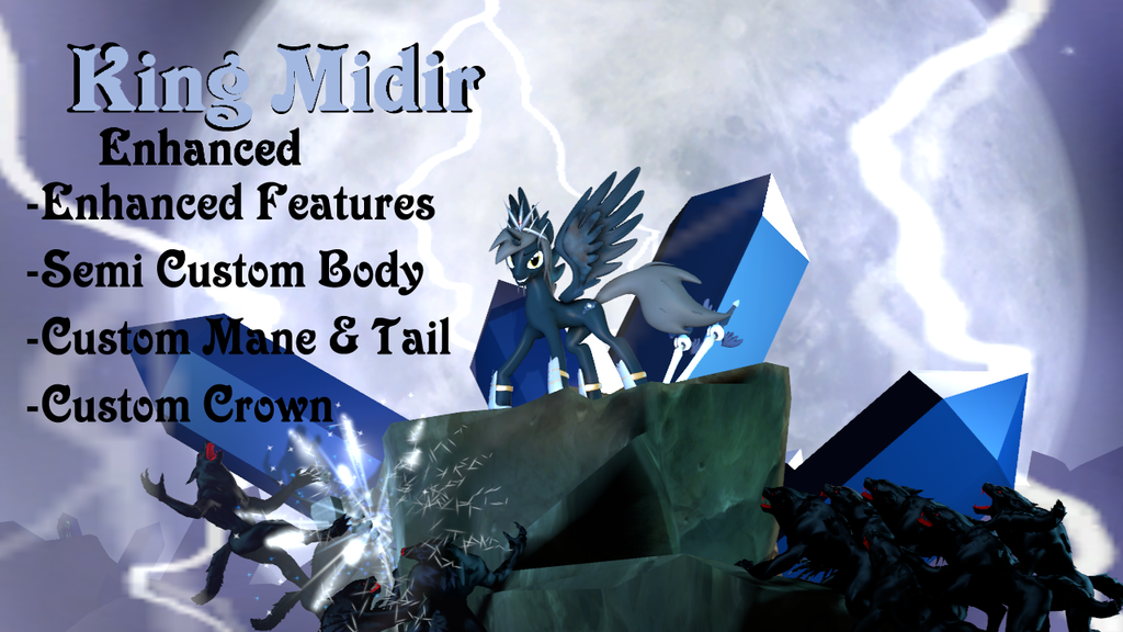 King Midir Enh Model Download