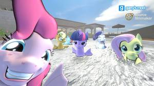 Enhanced Mane 6 Hippocampus