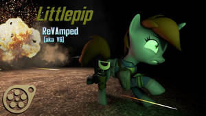 Littlepip - ReVAmped/V6